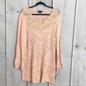 Style & Co Knit Tunic